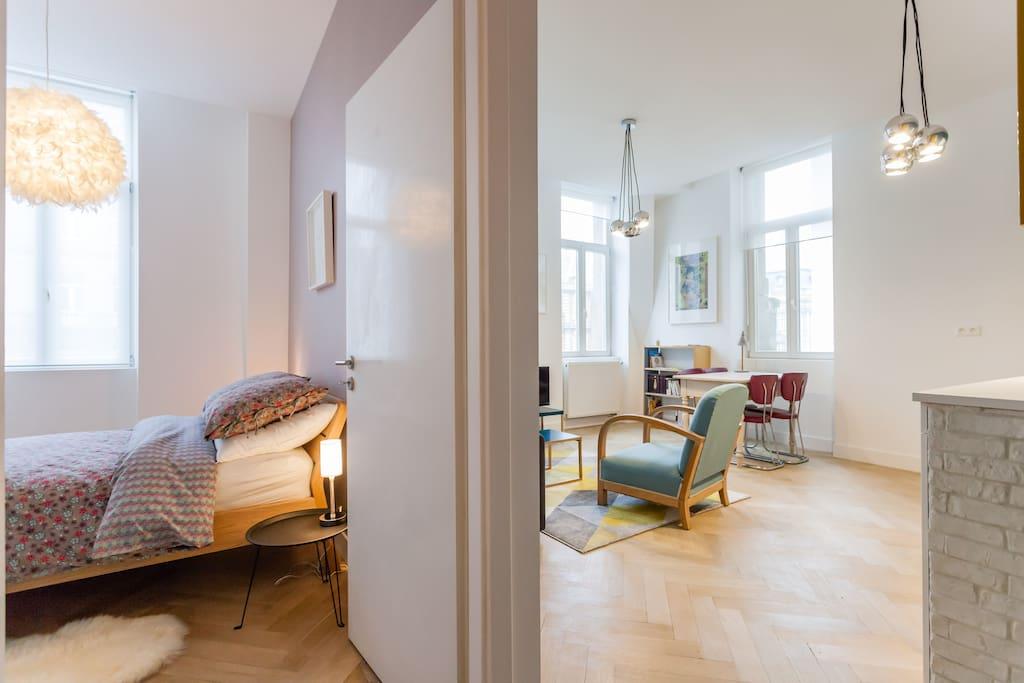 Appartement dans hotel particulier appartements louer - Appartement meuble a louer strasbourg ...