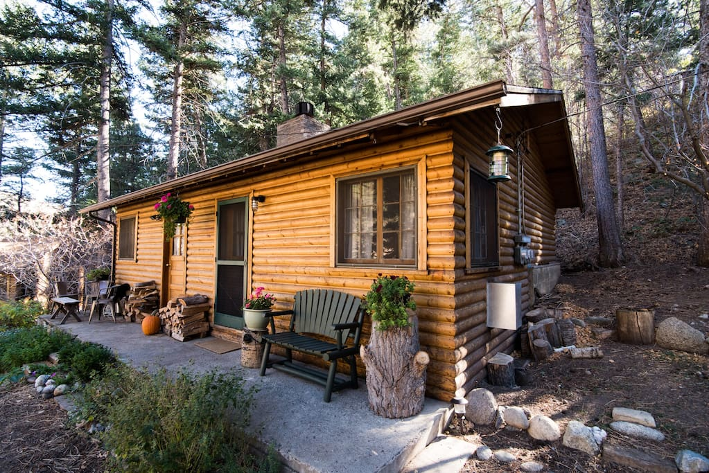 Charming Rustic Cabin In Boulder Canyon Cottages For