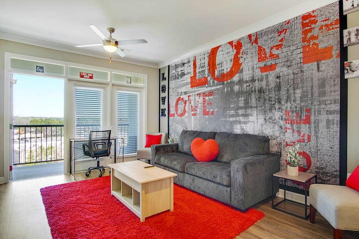 Love in Decatur, Emory, 15 mins from Downtown ATL