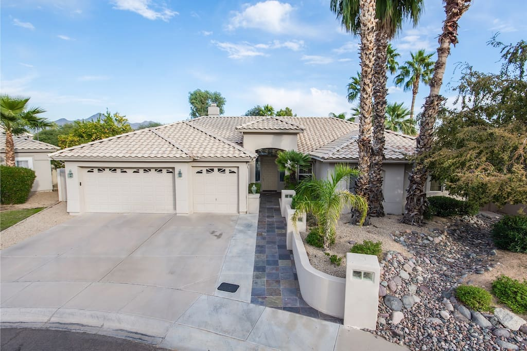 Awesome Scottsdale Home With Pool Houses For Rent In Scottsdale Arizona United States