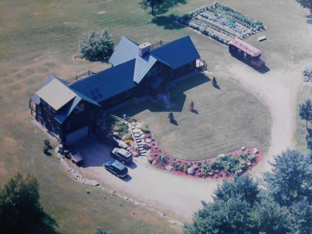 Private Suite in a Country Estate