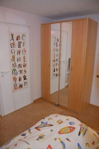 3 Zimmer Wohnung mit Bad - Hockenheim - Apartmen