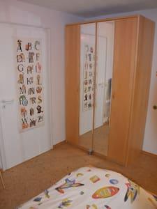 3 Zimmer Wohnung mit Bad - Hockenheim