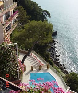 Stunning view on the sea - Capo Mimosa - CERVO - Cervo  - Apartamento