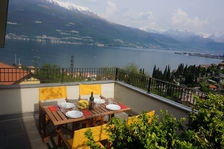 A comfortable flat with lake view - Bellano - Квартира