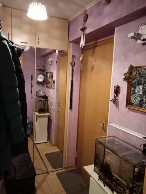 Уютная квартира рядом с МЦД)