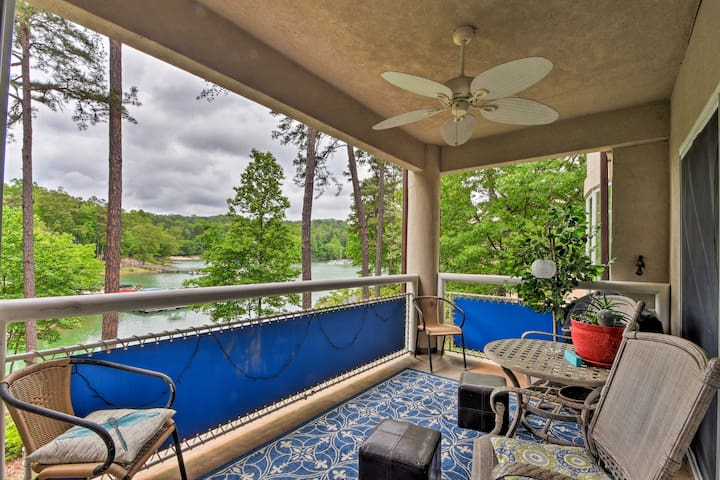 NEW-Lake Keowee Resort Condo w/ Pool+Marina Access