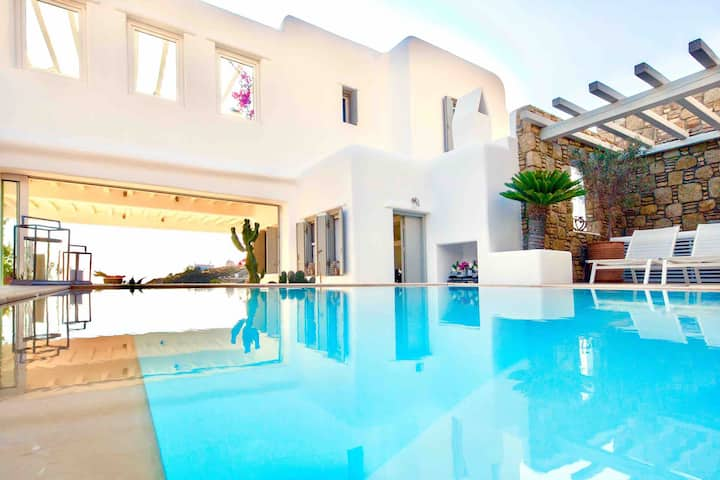 Villa Vanilla - Mykonos - Private Heated Pool