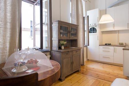 Fresh 2 room apartment in embassy area, center. - Ryga - Apartament