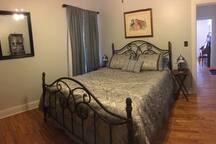 Bed Room One (1) Queen Bed