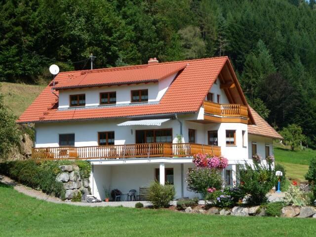 Haus Sum, (Oberwolfach), Ferienwohnung I, ca. 96qm, max. 8 Personen