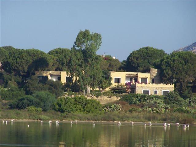 Villa Torre (Casa Sinistra) - einzigartige Lage