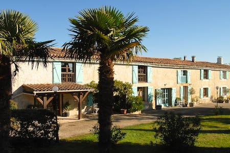 Domaine Saladry, Les Cypres, Gite for up to 6 - Villepinte