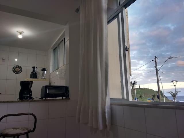 Barra Apartamento Vista Mar