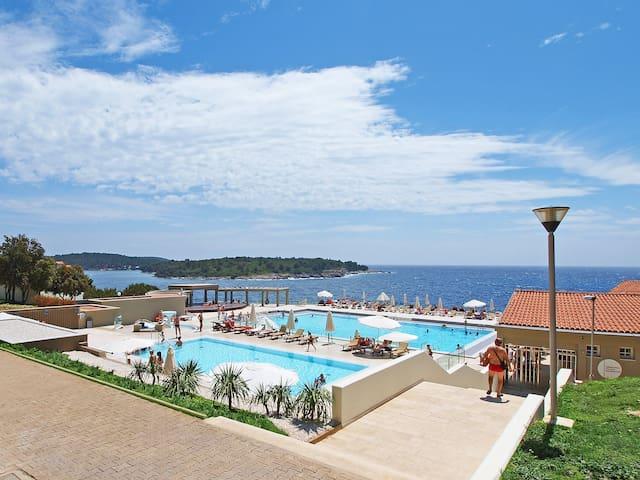 Apartman Verudela Beach & Villa Resort za 4 osoba
