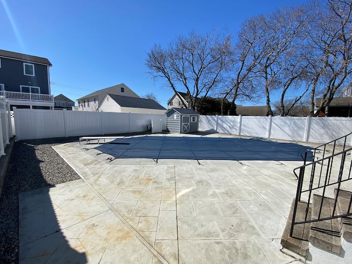 NEW The Perfect Jersey Shore Beach House with Pool