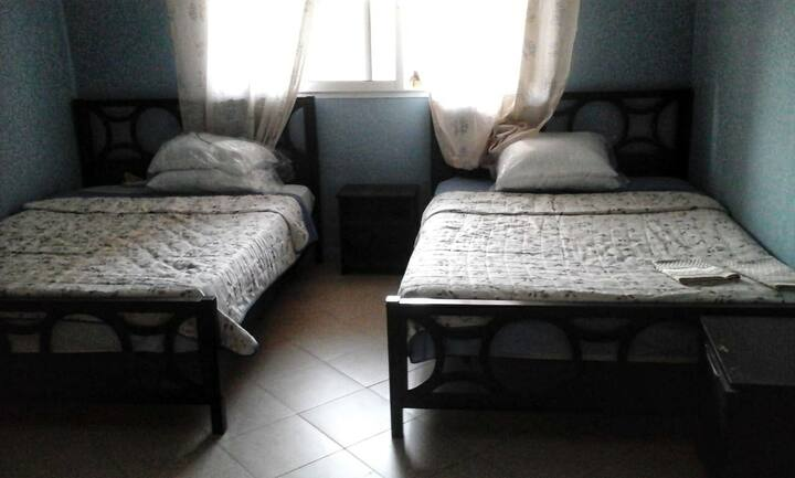 Duplex meublé centre Marrakech louer longue durée