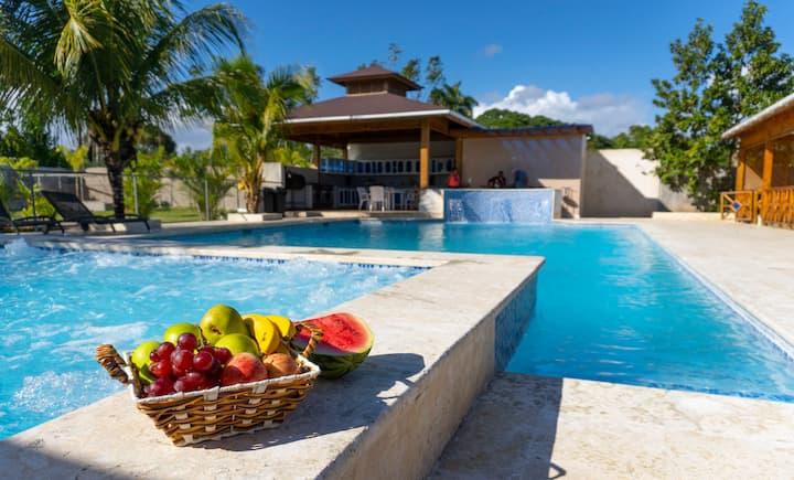 Hermosa Villa Laura ubicada en Hato Mayor