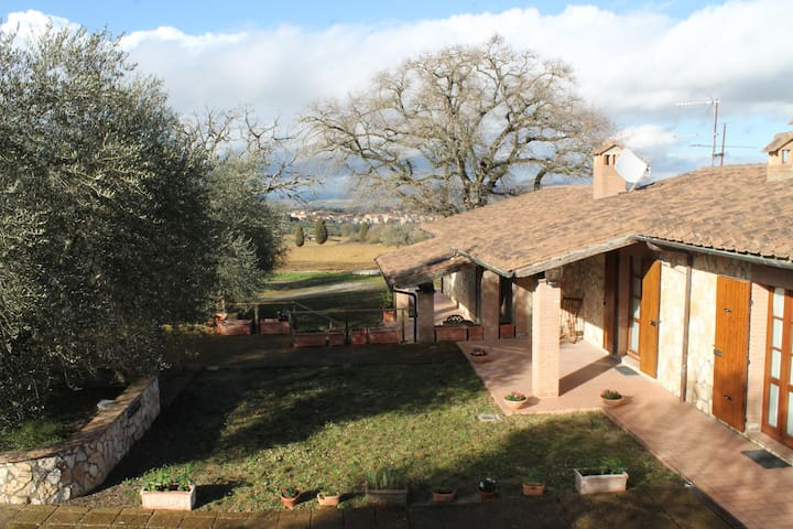 Agriturismo Cantagalli, Appartamento Forcella. - Province of Siena - อพาร์ทเมนท์