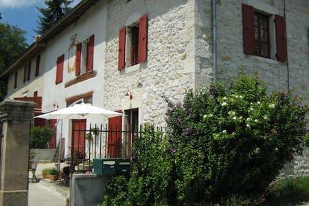 Bienvenue / Willkommen - Brégnier-Cordon
