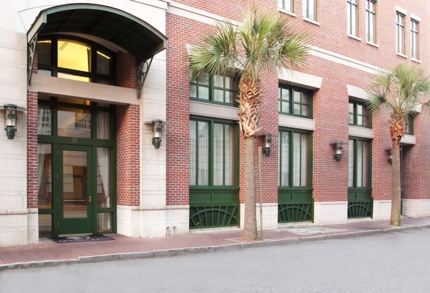 Hotel On Market is located centrally in Charleston's Historic District