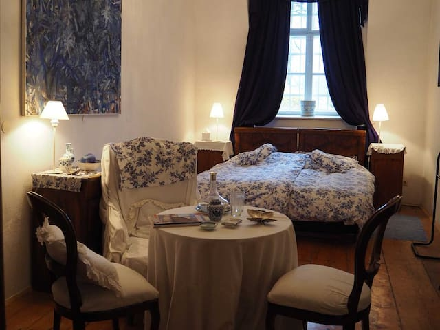 Sleep in a castle: Historic, stylish, cosy - Krems an der Donau - Dormitorio para invitados