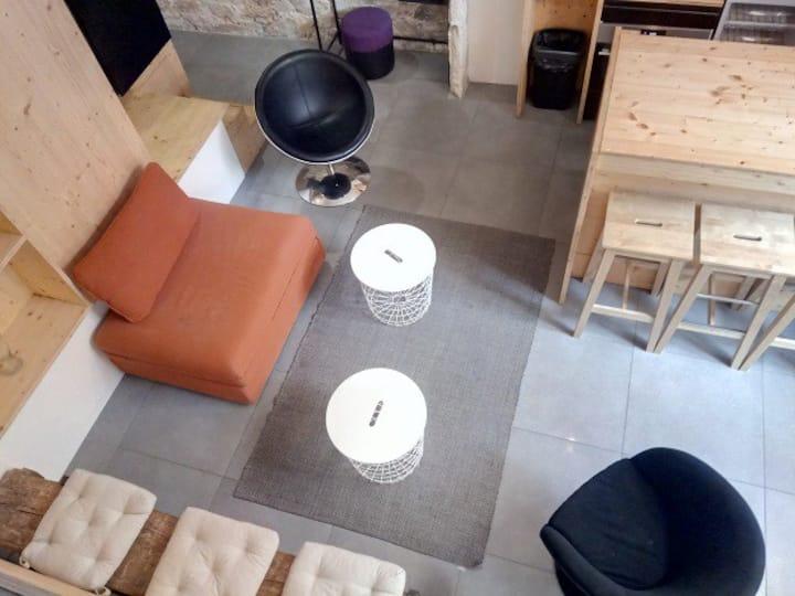 Saint Héléne - Appartement centre de Lyon