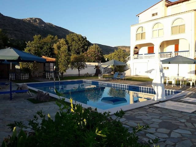 Studio 1 for 2 persons Swimming Pool in Plataria