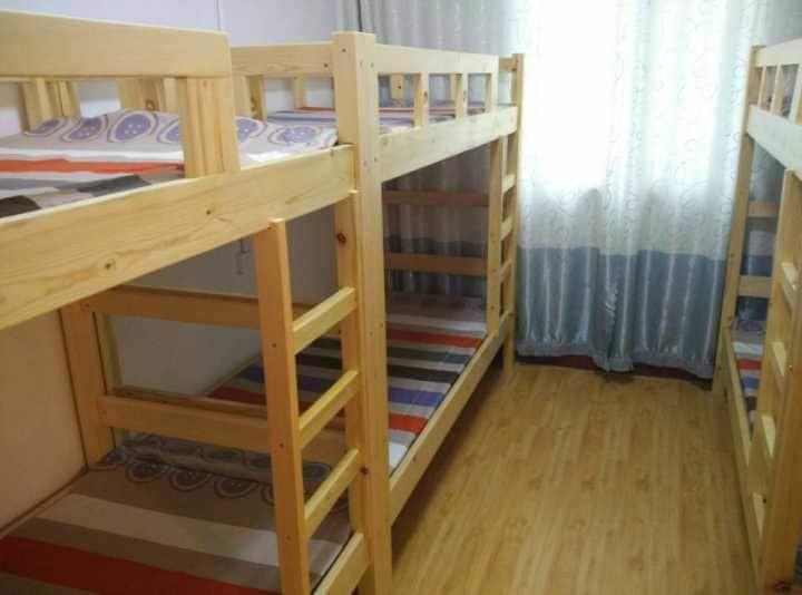 洪家楼高端床位,水电全包,无押金,免费空调