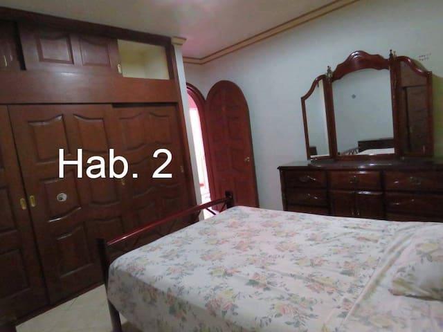 Habitación privada en hermoso departamento - Celaya - Appartement
