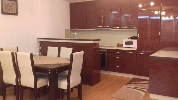A great apartment for rent in Pristina