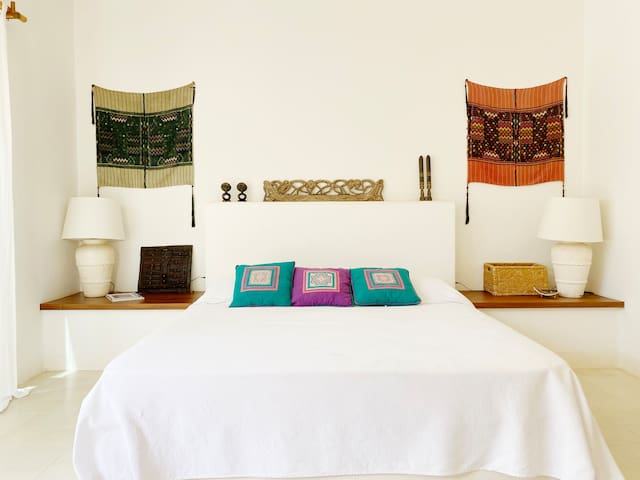 Your suite in Chacala, surf, fishing, birdwatching