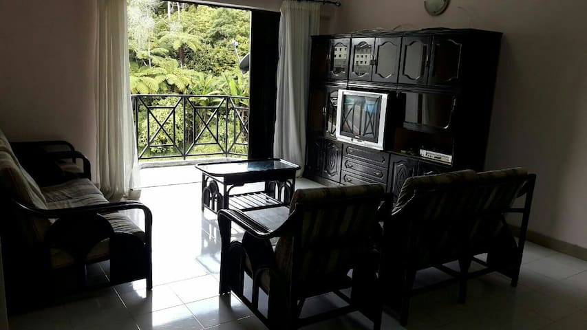 Hundred Acre Woods @ Parkview - Tanah Rata - Appartement