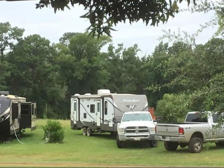 Buster's Private RV Spot only No RV provided