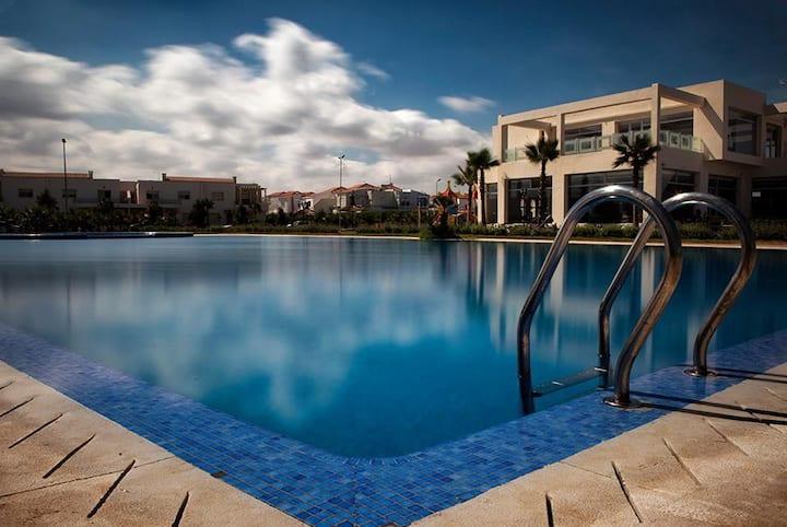 Villa de 174m² dans résidence de standing
