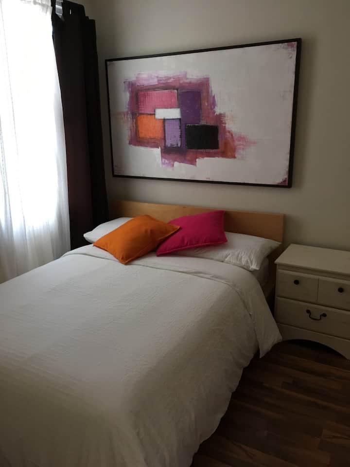 Charmant et chaleureux appartement