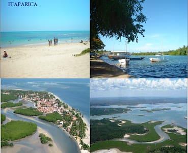 Mini apartment Island Itaparica- BR