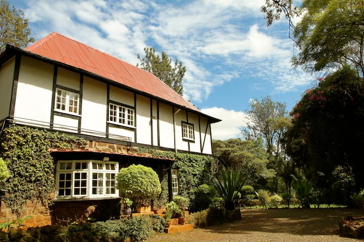 Kiloranhouse Apt Twin Bedroom - TDB - Nairobi - Lägenhet