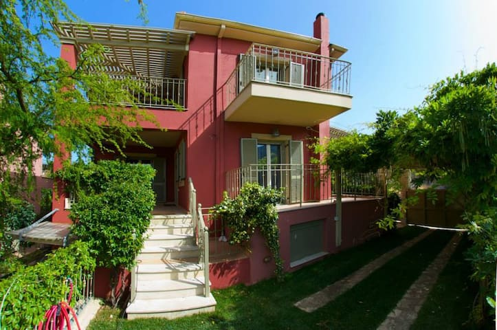Stamoulis, villa Kimo, Kefalonia - Makriotika - Villa