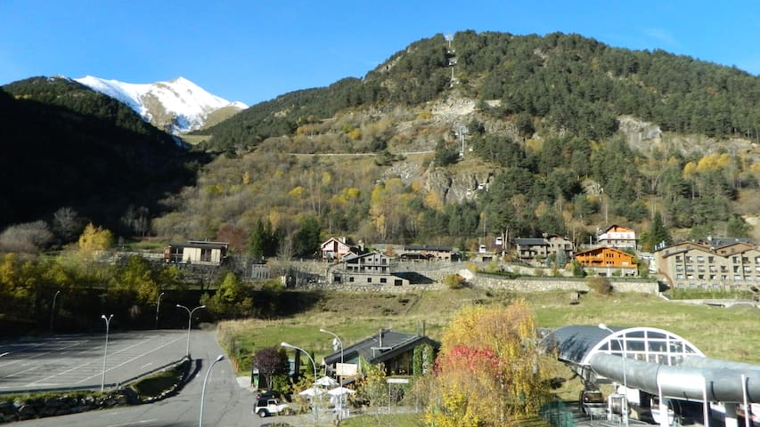 In front of the gondola, 3 rooms. - Arinsal - Apartament