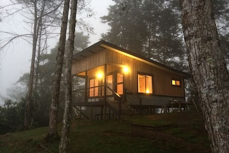Mountain Top, Volcano View, Torre Alta Lodge #1 - Turrialba - Bed & Breakfast