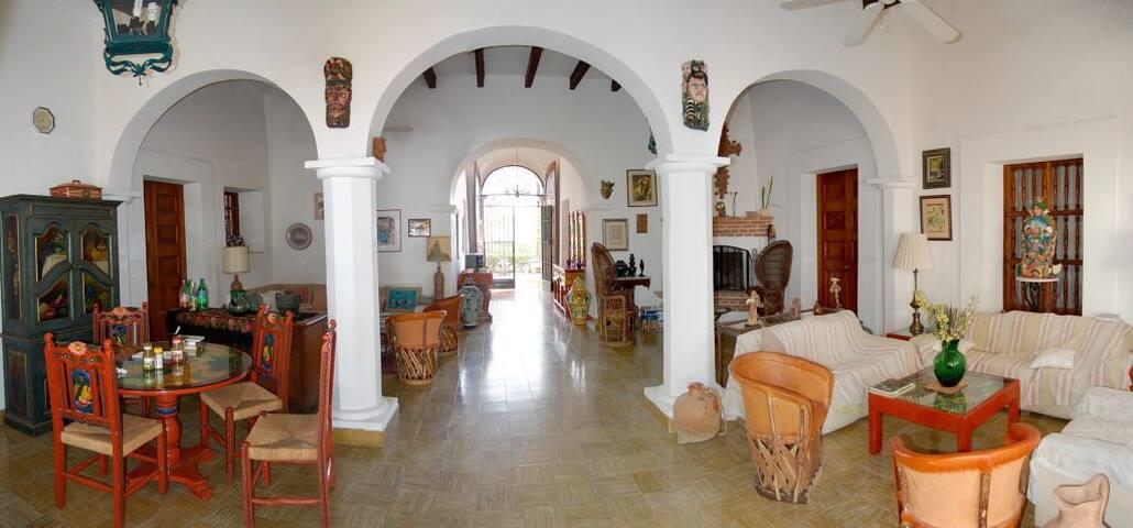 Guest Suite - Casa Serena Vista - Alamos - Bed & Breakfast