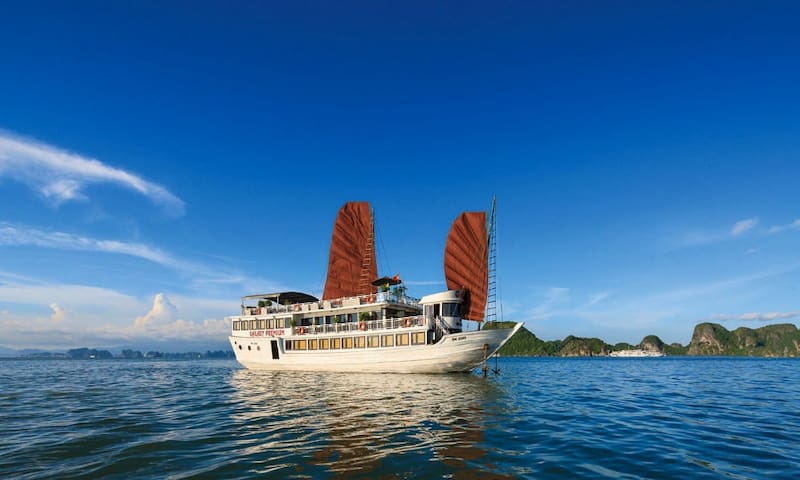 Ha Long Bay Galaxy Premium Cruise