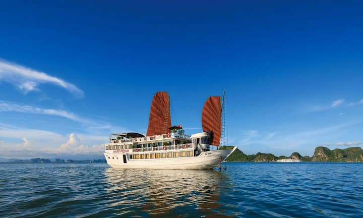 Ha Long Bay Galaxy Premium Cruise