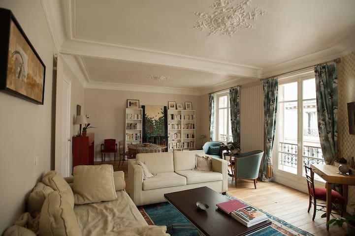 Appartement de charme Bastille