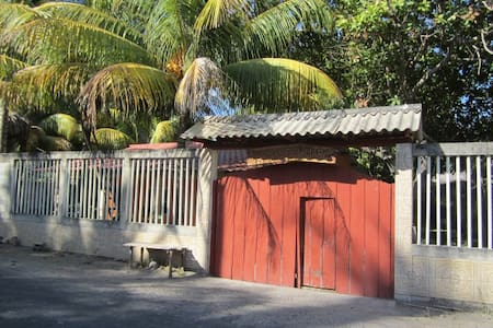 Family friendly beach cottage  - Playa El Pimental