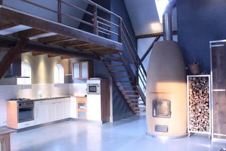 Appartement in Saksische boerderij - Appartamento