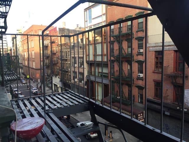 Lower East Side True 1 BR