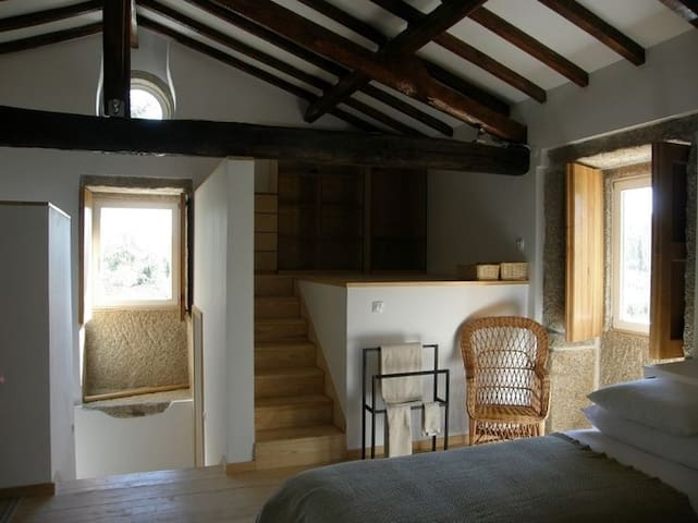 Modern Living in RusticStone Tower - Trancoso