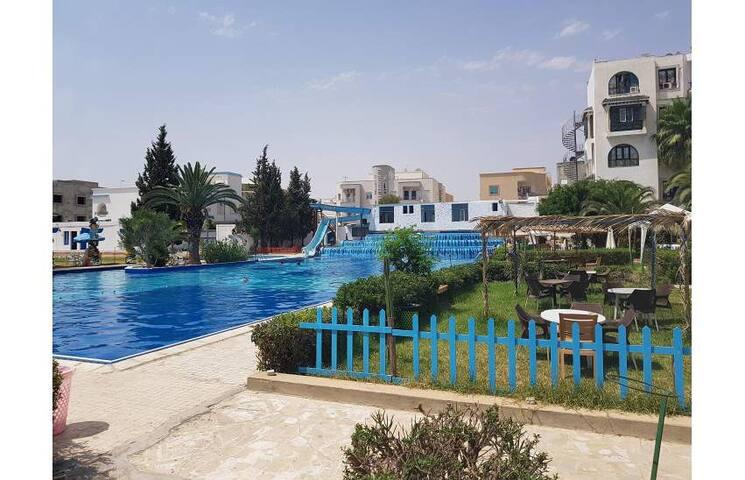 Location de Vacance Azur El Kantaoui